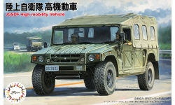 High Mobility Vehicle (HMV) Toyota, Hayate - FUJIMI 723174 72M-19 1/72