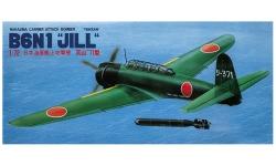 B6N1 Type 11 Nakajima - FUJIMI 7AD3-600 NO. 3 1/72