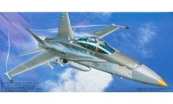 F/A-18D McDonnell Douglas, Hornet - FUJIMI 72015 F-6 1/72