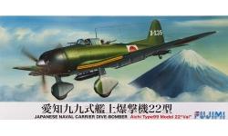 D3A2 Model 22 Aichi - FUJIMI 722467 F-8 1/72