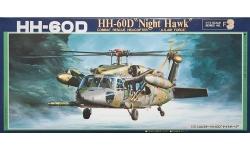 HH-60D, Sikorsky, Night Hawk - FUJIMI F3-800 1/72