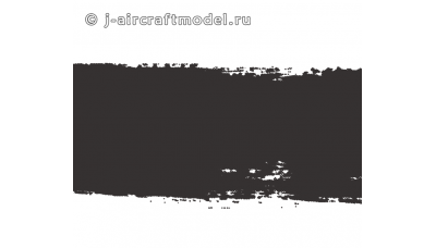 Краска MR.COLOR C116, темно-серая полуматовая, Люфтваффе RLM66, 10 мл - MR.HOBBY
