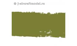 Краска MR.COLOR C384, серо-зеленая, полуматовая, для кокпитов, ВВС ВМФ Японии (Каваниши), 10 мл - MR.HOBBY