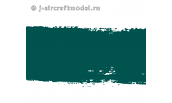 Краска MR.HOBBY H302 водоразбавляемая, зеленая полуматовая, ВВС США - A-10A и т.д., 10 мл