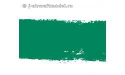 Краска MR.HOBBY H312 водоразбавляемая, зеленая полуматовая, ВВС Израиля KFIR C-2 и т.д., 10 мл