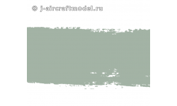 Краска MR.HOBBY H325 водоразбавляемая, серая полуматовая, JASDF F-1 Mitsubishi, 10 мл