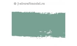 Краска MR.HOBBY H62 водоразбавляемая, серо-зеленая полуматовая, ВВС ВМФ Японии до 1945-го года, 10 мл