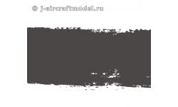 Краска MR.COLOR C36, серо-зеленая полуматовая, Люфтваффе RLM74, 10 мл - MR.HOBBY