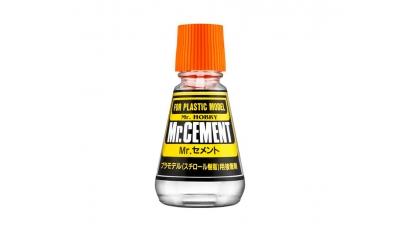 Клей Mr.CEMENT, 23 мл - MR.HOBBY MC124
