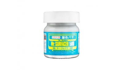 Грунтовка Mr.SURFACER 500, серая, 40 мл - MR.HOBBY SF285