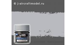 Краска MR.COLOR SUPER METALLIC 2 SM204, нержавеющая сталь, 10 мл - MR.HOBBY