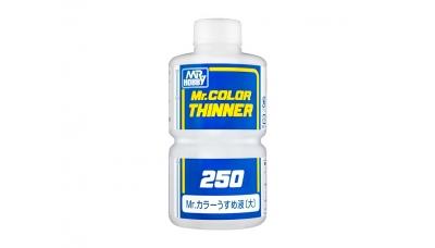 Разбавитель для красок на уретановой основе - Mr.COLOR THINNER 250, 250 мл - MR.HOBBY T103