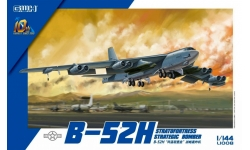 B-52H Boeing, Stratofortress - G.W.H. GREAT WALL HOBBY L1008 1/144