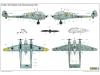 Fw 189A-1 Focke-Wulf, Uhu - G.W.H. GREAT WALL HOBBY L4801 1/48