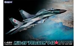 МиГ-29 (9-12) - G.W.H. GREAT WALL HOBBY L4811 1/48