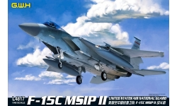 F-15C McDonnell Douglas, Eagle - G.W.H. GREAT WALL HOBBY L4817 1/48