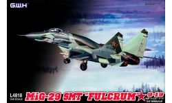 МиГ-29СМТ (9-19) - G.W.H. GREAT WALL HOBBY L4818 1/48