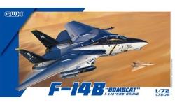 F-14B Grumman, Tomcat, Bombcat - G.W.H. GREAT WALL HOBBY L7208 1/72