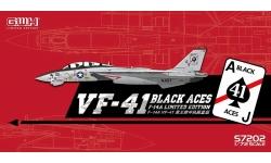 F-14A Grumman, Tomcat - G.W.H. GREAT WALL HOBBY S7202 1/72