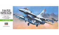 F-16A Block 15 General Dynamics, Fighting Falcon - HASEGAWA B1 00231 1/72