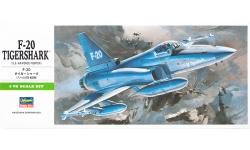 F-20 Northrop, Tigershark - HASEGAWA B3 00233 1/72