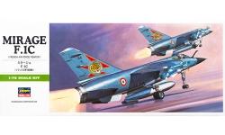 Mirage F1 C Dassault - HASEGAWA 00234 B4 1/72