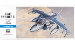 AV-8B Harrier II McDonnell Douglas - HASEGAWA 00449 D19 1/72