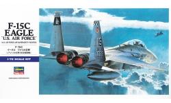 F-15C McDonnell Douglas, Eagle - HASEGAWA 00543 E13 1/72