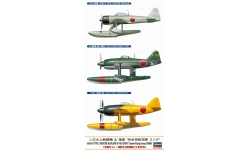 A6M2-N Nakajima, N1K1 Kawanishi - HASEGAWA 00969 1/72