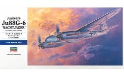 Ju 88G-6 Junkers - HASEGAWA 01562 E32 1/72