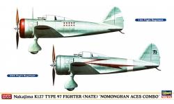 Ki-27a/b Nakajima - HASEGAWA 02038 1/72