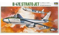B-47E Boeing, Stratojet - HASEGAWA 04057 (04007) K7 1/72