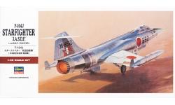 F-104J Lockheed, Starfighter - HASEGAWA 07218 PT18 1/48