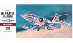 F-104C Lockheed, Starfighter - HASEGAWA 07219 PT19 1/48