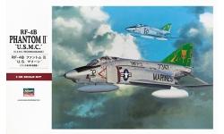 RF-4B McDonnell Douglas, Phantom II - HASEGAWA 07231 PT31 1/48
