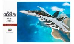 EA-18G Boeing, Growler - HASEGAWA 07252 PT52 1/48