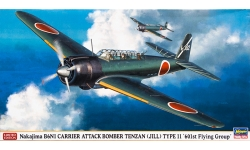 B6N1 Type 11 Nakajima - HASEGAWA 07335 1/48