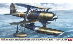 F1M2 Model 11 Mitsubishi - HASEGAWA 07383 1/48