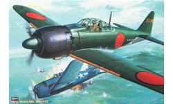 A6M5c Type 52c (Hei) Mitsubishi - HASEGAWA ST4 08054 1/32