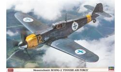 Bf 109G-2 Messerschmitt - HASEGAWA 08230 1/32