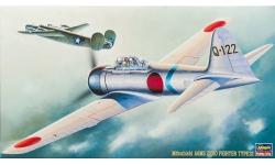 A6M3 Type 32 Mitsubishi - HASEGAWA JT18 09118 1/48