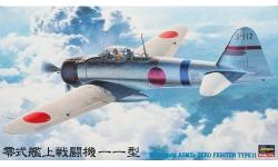 A6M2a Type 11 Mitsubishi - HASEGAWA JT42 09142 1/48