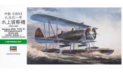 E8N1 Model 1 Nakajima - HASEGAWA 19197 JT97 1/48