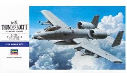 A-10C Fairchild Republic, Thunderbolt II - HASEGAWA 01573 E43 1/72