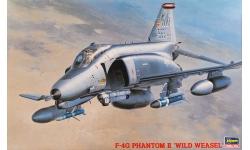 F-4G McDonnell Douglas, Phantom II - HASEGAWA 07209 PT9 1/48