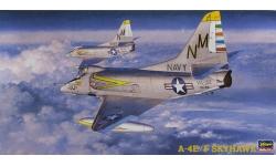 A-4E/F Douglas, Skyhawk - HASEGAWA 07221 PT21 1/48