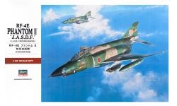 RF-4E McDonnell Douglas, Phantom II - HASEGAWA 07230 PT30 1/48