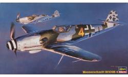 Bf 109K-4 Messerschmitt - HASEGAWA 09063 JT63 1/48