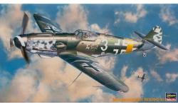 Bf 109G-10 Messerschmitt - HASEGAWA 09064 JT64 1/48