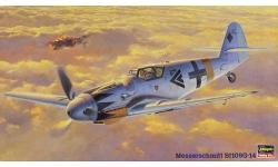 Bf 109G-14 Messerschmitt - HASEGAWA 09148 JT48 1/48
